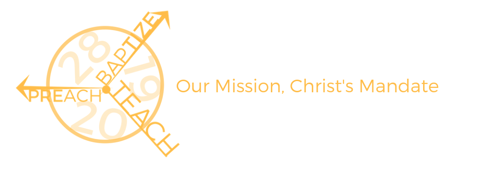 Our Mission, Christ's Mandate