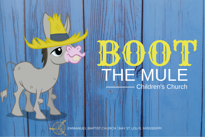 Boot, the Mule (slideshow)